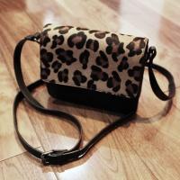 New in my Wardrobe: Zara Leopard Print Bag