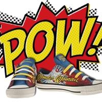 Super Hero Converse!