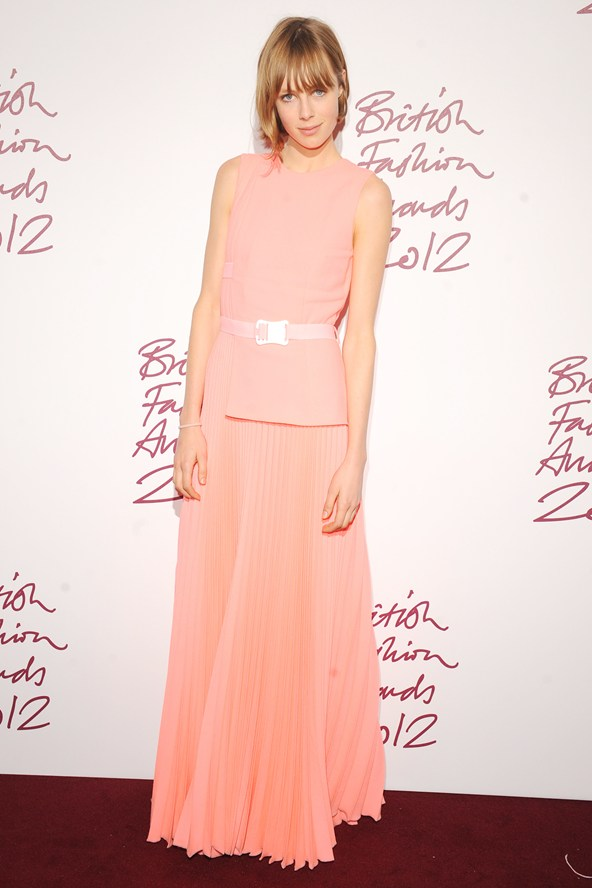 edie_campbell_christopher_kane_fashion_awards_pink_the_coup