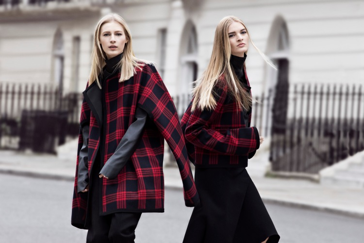 Zara A/W Lookbook