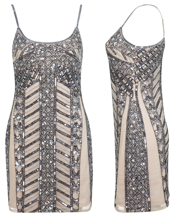 Embellished Dress Miss Selfridge