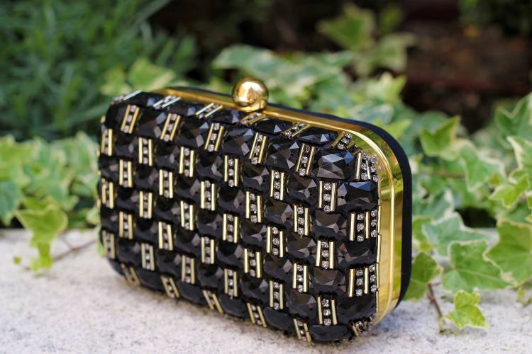 accessorize_black_gold_clutch_the_coup