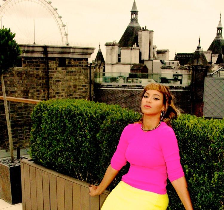Beyonce X Tophop