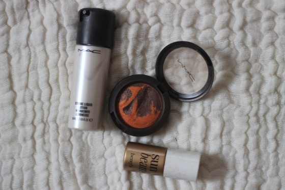 make up the coup fashion mac cosmetics benefit