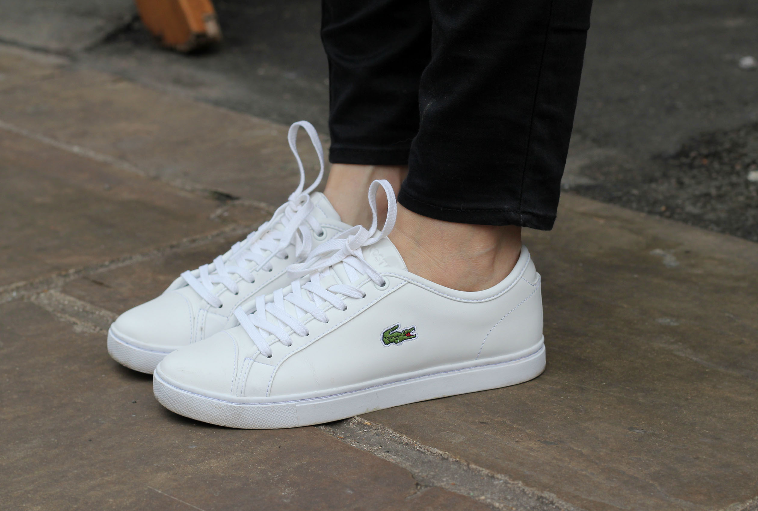 7564d84dea20 New in my Closet – Lacoste Trainers